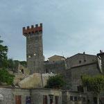 Turm in Passignano