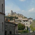 Rückkehr nach Assisi