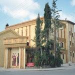 Hotel Roman II Boutique, kein Museum