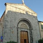 Kirche dell'Immacolate von Chianciano Therme