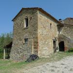 Blick von Vernazzano auf den Turm