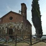 Kirche San Pietro in Villore, San Giovanni d'Asso