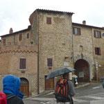 Porta Perugia in Panicale