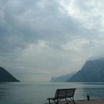 Impression am Gardasee von Torbole