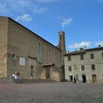Piazza Sant'Agostino mit gleichnamiger Kirche