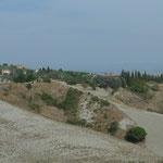 Landschaft der Crete Senesi