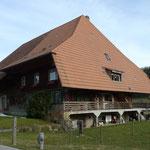 Bauernhaus in Gossliwil