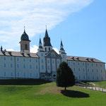 Kloster Maria Weissenstein bei Petersberg am Rosengarten