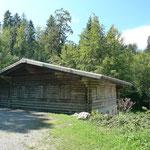 Forsthütte im Seeholzwald