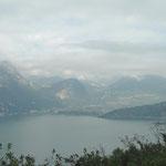Blick auf das Becken von Riva