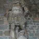 Cosimo i de' medici in römischer Rüstung