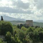 Schloss Ripa d'Orcia