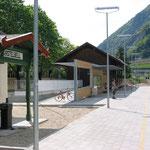 Bahnstation Kastelbell