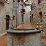 Gasse in Paciano