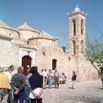 Byzantinische Kirche Agil Paraskevi in Geroskipou