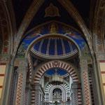 In der Kirche Santa Margherita
