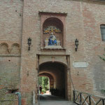 Oberes Tor zum Kloster
