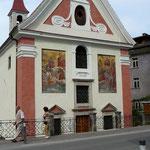 Kirche St. Nepomuk in Lana