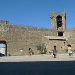 Innenhof der Festung