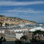 Hafen von Santo Stefano