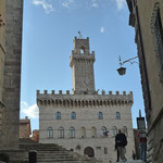 Palazzo Communale in Montepulciano