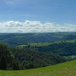 Blick in den Cols du Doubs