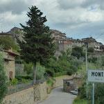 Zufahrt nach Montefioralle