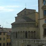 Apsis der Kirche Santa Maria della Pieve