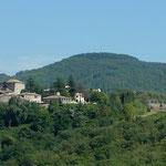 Blick auf Castagnoli