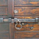 Haustürverriegelung in Canale