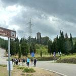 Turm von Montegrossi