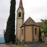 Pfarrkirche Hl. Kreuzerhöhung in Burgstall