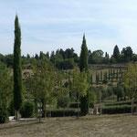 Der unvollendete Park Il Bosco della Regnaia