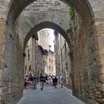 Doppelbogen Arco della Concelleria