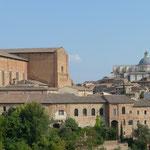 Blick über Siena