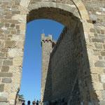 Oberes Stadttor Montalcino