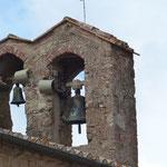Glockenturm der Kirche Santa Maria