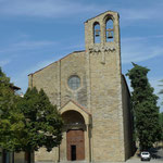 Kirche San Domenico in Arezzo