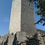 Turm der Rocca Minore