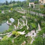 Gärten vom Schloss Trautmannsdorf