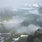 Blick vom Dalsnibba auf Geiranger