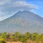 Vulkan Gunung Agung Bali