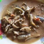 カタ・シンゴinココナッツスープ