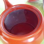 内側のメッシュが「ケニア山の紅茶」にぴったり!