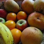 ケニア産のフルーツ