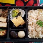Kuwasaruさんの心のこもったお弁当!