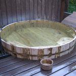 高島旅館露天風呂