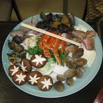 海鮮鍋材料
