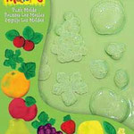 1866 1058 Push Molds Fruits / Fruit, 17,5 x 14 cm EURO: 5,95