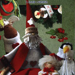 Libri -Manuali La calda magia del Feltro - Linea Natale EURO: 9,50